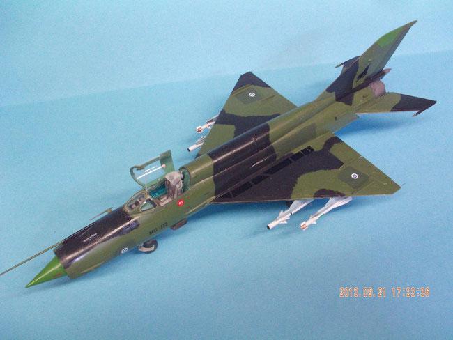 MiG 21 bis 1 Nils