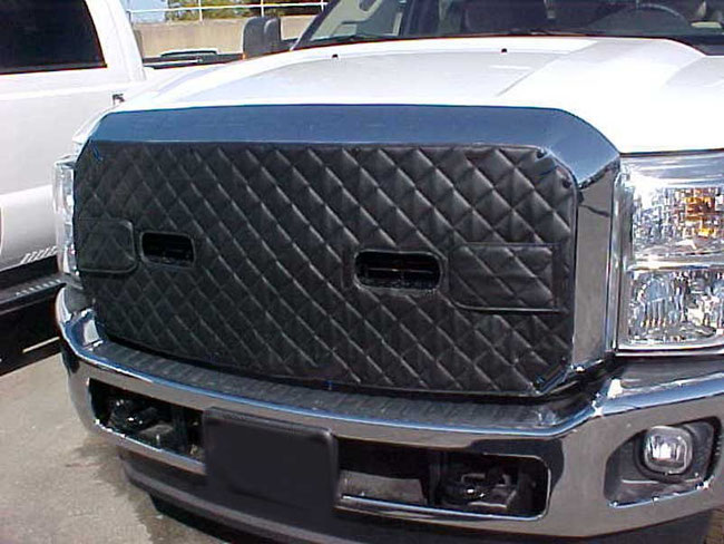 Winter Front Grill Cover Amp Bug Screen For Truck Fia Air