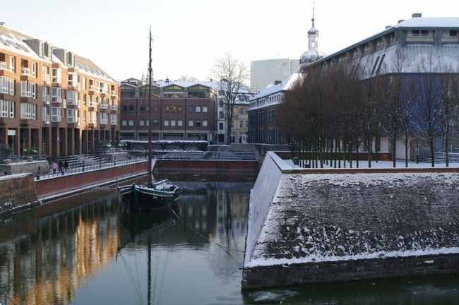 Düsseldorf alter Hafen