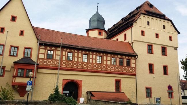 Burg Forchheim