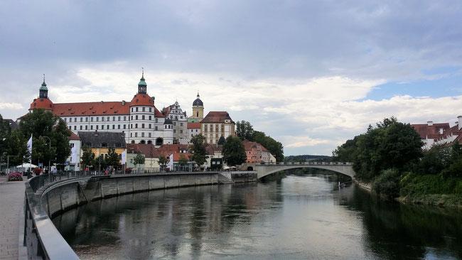 Schloss Neuburg an der Donau