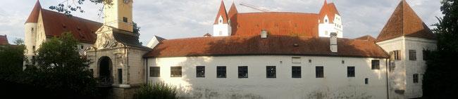Neues Schloss/Veste Ingolstadt