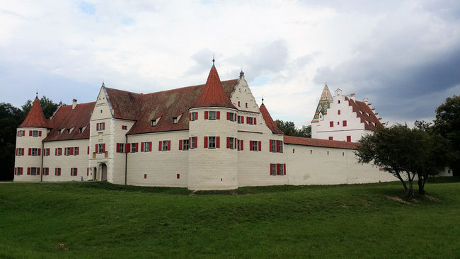 Schloss Grünau, Neuburg an der Donau