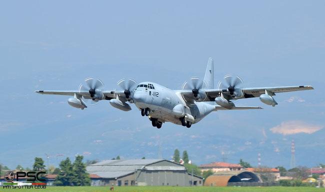 167112 BH-112 KC-130J 382-5602 VMGR-252 © Paolo Menegatti - Piti Spotter Club Verona