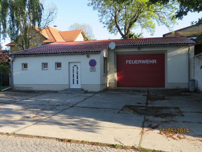 Feuerwehr Barnstädt