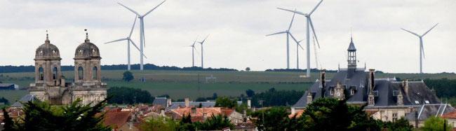 Saint-Jean-d'Angély Charente-Maritime – Patrimoine UNESCO