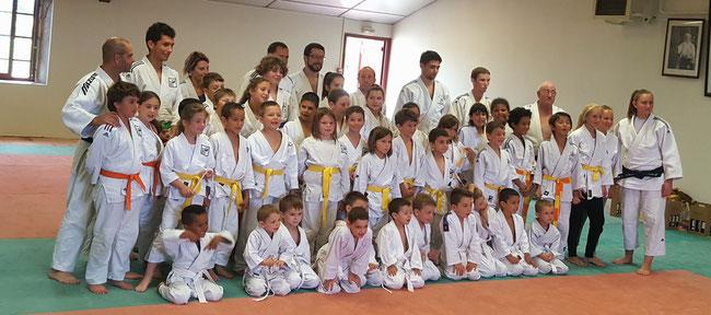 Club : Ecole de judo Réolaise - 2012