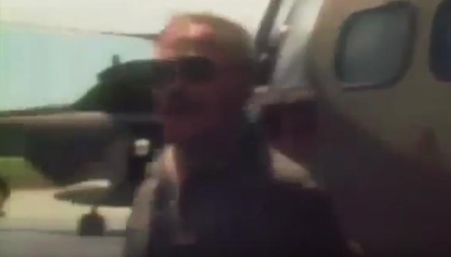 20 SEPTEMBRE 1979. AEROPORT DE BANGUI