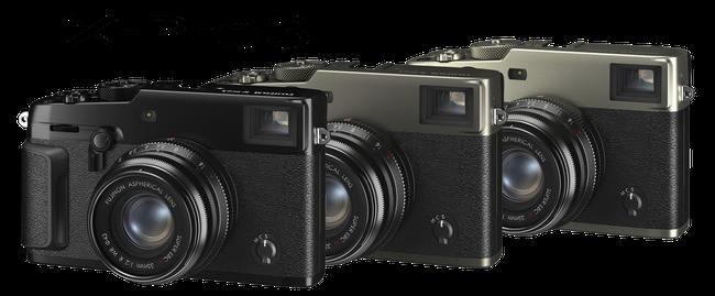 disponibile la nuova Fujifilm X-Pro3, solo da foto ottica Sodini, Sardegna