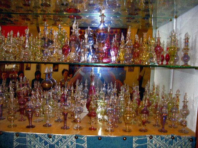 tunisi (bazar di profumi)
