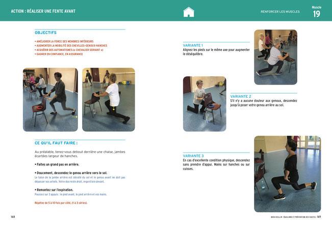 Renforcement musculaire des membres inférieurs
