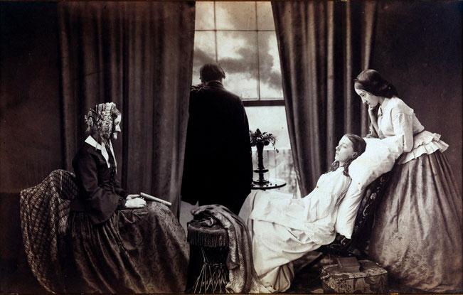 《色褪せ》1858年