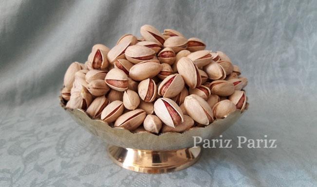 Long Pistachio Ahmad Aghaei Pariz Nuts