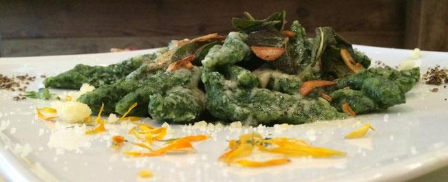 chillfood's kulinarische alpentour, capunet