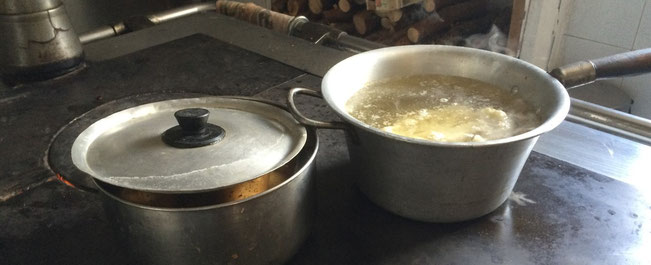 chillfood's kulinarische alpentour