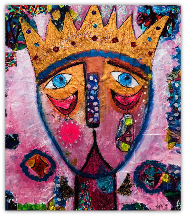 Sad King by Kassi Martin