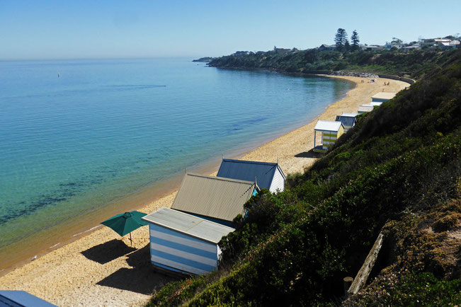 Fishermans Bay at Mornington