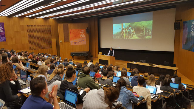 Lecture to students of the Education School, University of Geneva 13 December 2016