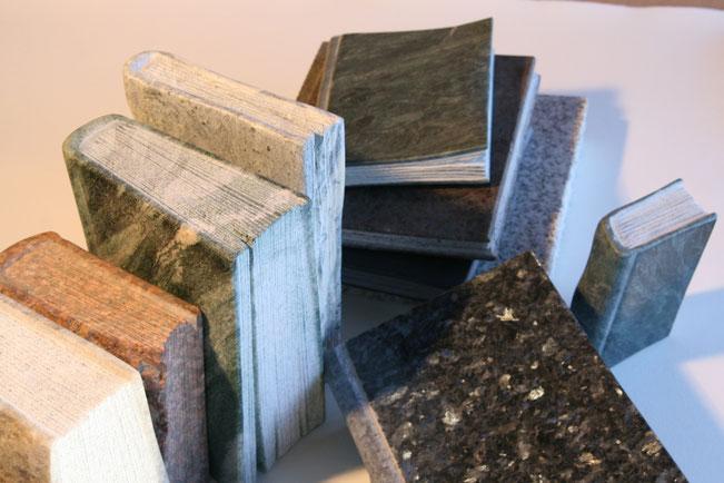 Geologiske steinbøker