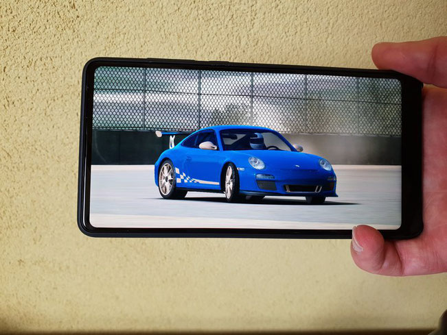 Xiaomi Mi Mix 2 Real Racing 3