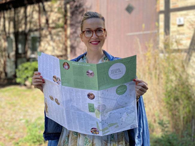 VeganBerlin map for all the vegans in Berlin ;)