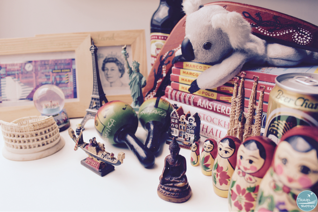 Bild: Weltreise, Blog, Fernweh, Souvenirs