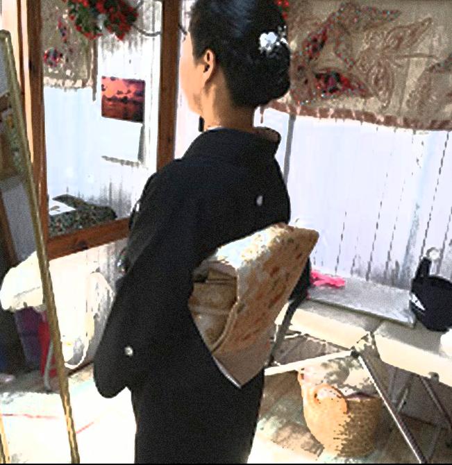横須賀衣笠美容室B.B. 着付けができる美容室