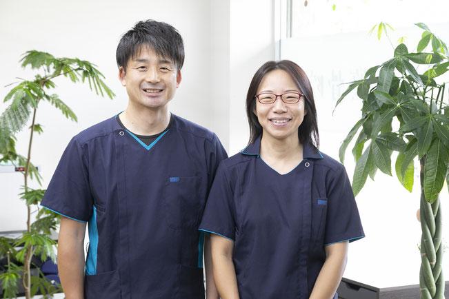 瀧上秀樹・智子さんご夫婦の写真