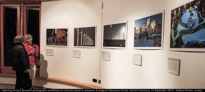 Eröffnungsveranstaltung, München, 2014, copyright: Gary Braasch