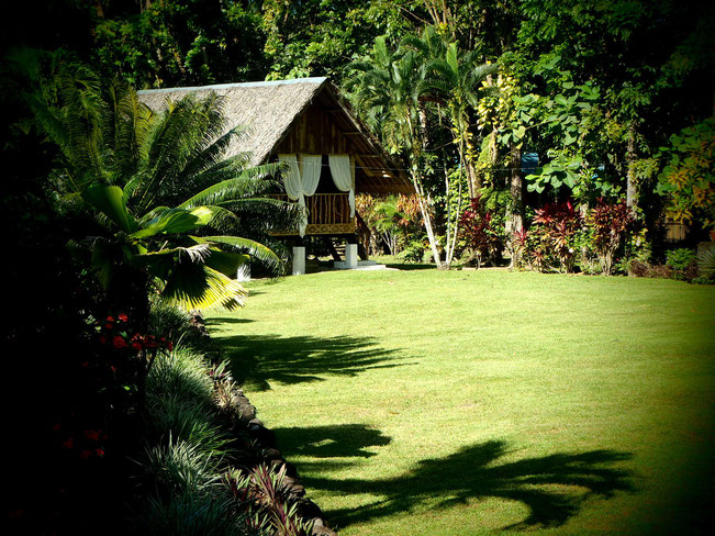 Pictures resort, Immagini resort, Nypa Style Resort, Camiguin, Philippines
