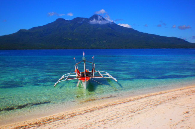 Mantigue island, marine sanctuary, camiguin, philippinea, Nypa Style Resort