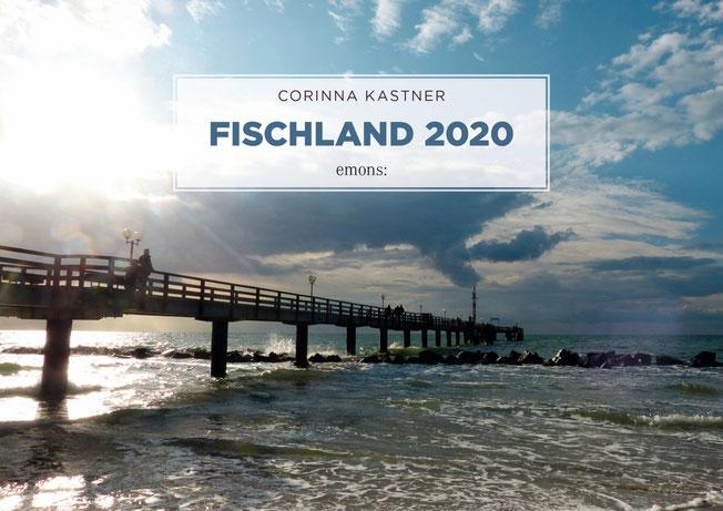Fischland Ostsee Mecklenburg Mecklenburg-Vorpommern Darß Kalender Urlaub Corinna Kastner Krimi Schauplätze
