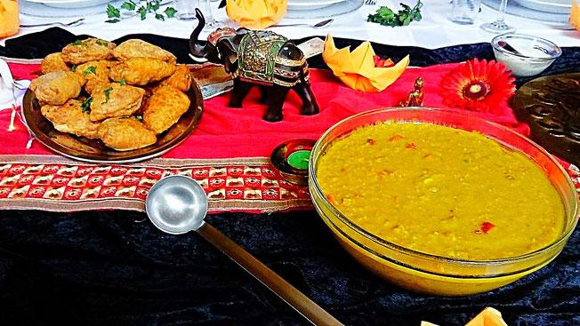 Namasté - indischer Kochkurs