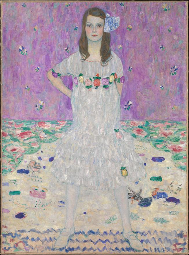 《メーダ・プリマヴェージの肖像》1912年