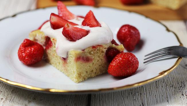 Erdbeerauflauf Rezepte Bublanina Ologarto Blogzine