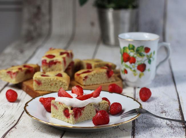 Bublanina Erdbeerauflauf Rezepte Oligarto