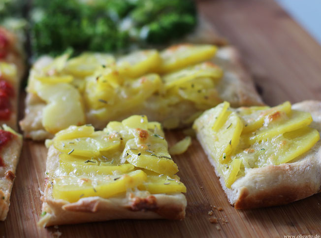Hausgemachte Familien Pizza Oligarto Rezepte
