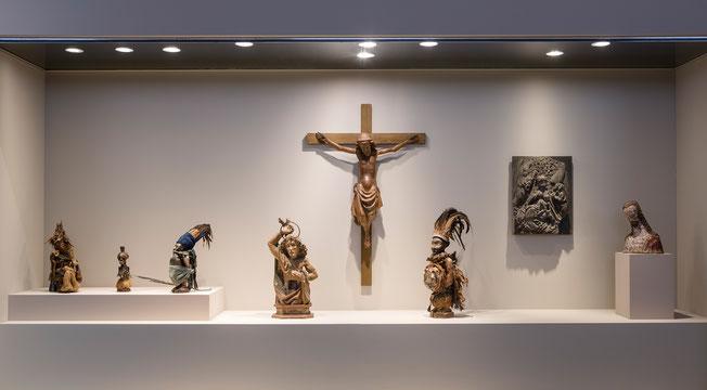 Ausstellungsansicht, © Staatliche Museen zu Berlin / David von Becker