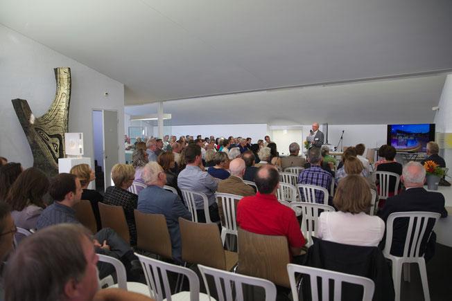 Vernissage Original Fricktal 2015, Publikum