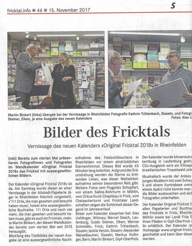 Original Fricktal Fricktalinfo_15.11.17