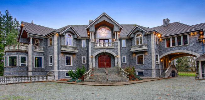 Immobilienverkauf Alte Villa