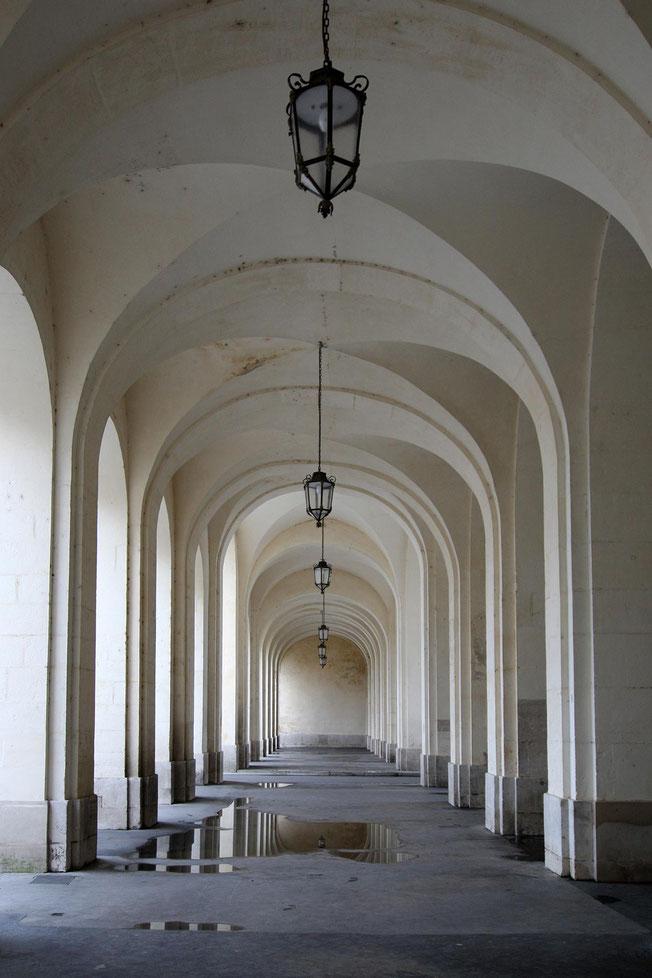 Arcades, Palace Stanislas, Nancy, Lorraine, France