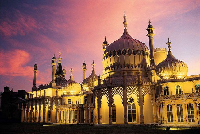 Le Pavillon Royal de Brighton
