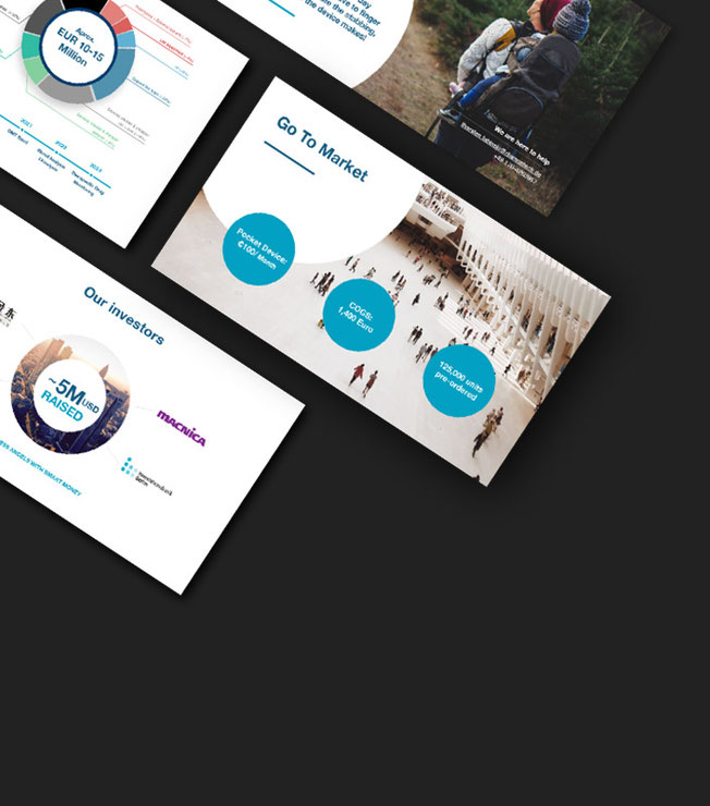 Keynote and PowerPoint design