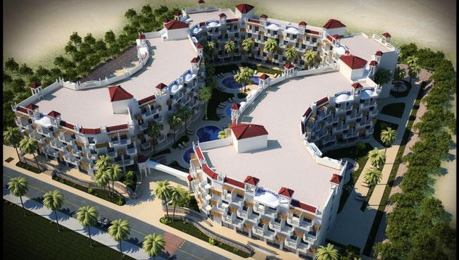 Tiba View Hurghada - Apartments for Rent - www.apartmentsinhurghada.com