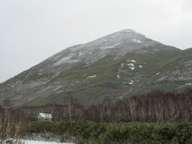 2014年の初雪