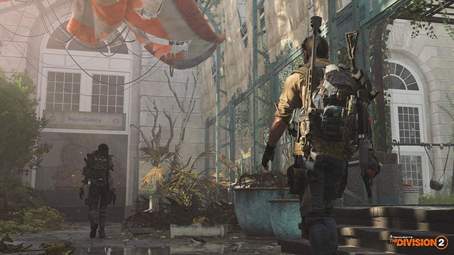 Online Spiele: The Division 2