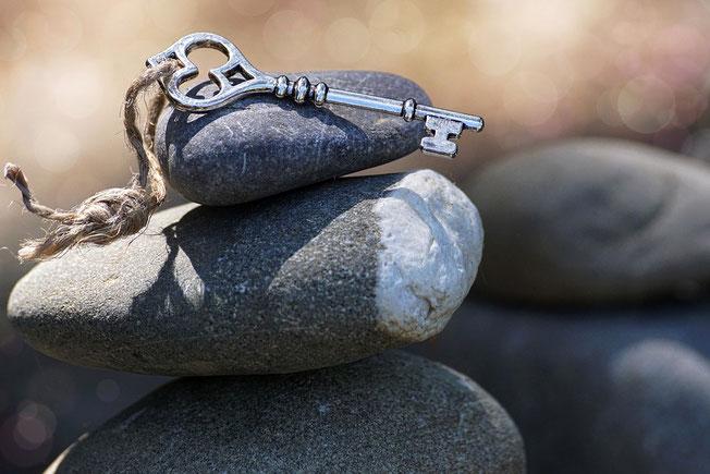 Schlüssel zum Unterbewusstsein