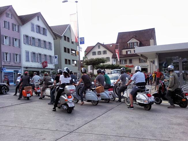 30 Jahre Vespa-Club Nidwalden