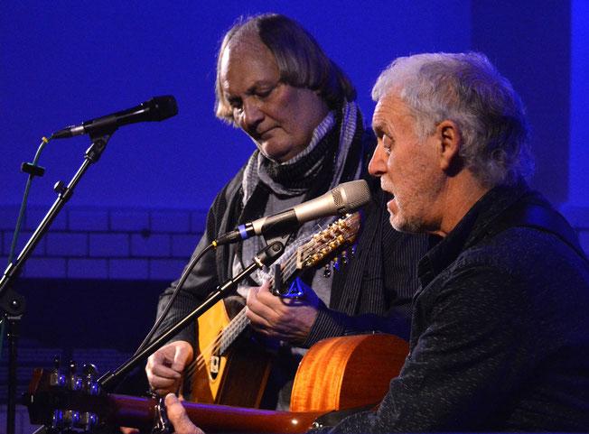 Peter Kerlin & Ian Smith  -  Foto: Ulf Marek